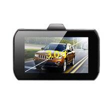 Podofo 2017 Nouveau 3 pouce Voiture Dvr Caméra Full HD1080P Voiture Enregistreur Vidéo Boucle Enregistrement Caméra de tableau de Bord de Voiture De Vision Nocturne caméra Dash Cam