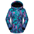 Frauen Winter Wasserdichte Softshell Fleece Thermische Jacke Outwear Außen Jagd Wandern Camp Mit Kapuze Warme Winddicht Mantel