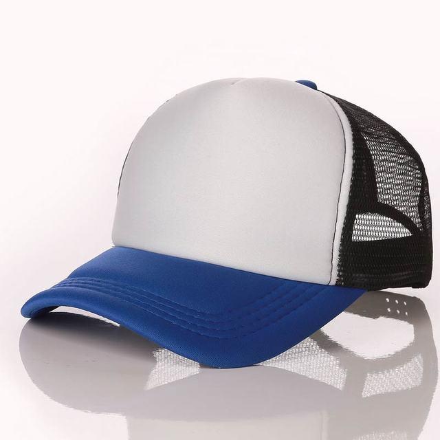 Blue white black Baseball net 5c64f225d8786