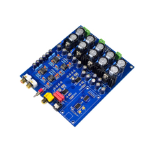 Dual Chip AK4396VF+AK4113 DAC Decoder Support Fiber Coaxial Decoding Board  For Power Amplifiers