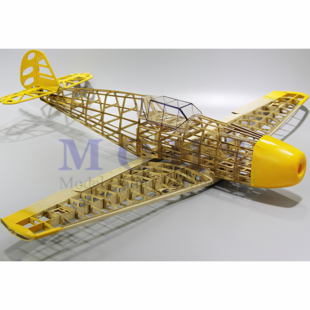Радиоуправляемый самолет BF109, комплект деревянных самолетов, навесные петли с хомутом, с синим принтом, комбинированные весы с радиоуправлением, комплекты для самолетов BF 109|Детали и аксессуары|   | АлиЭкспресс