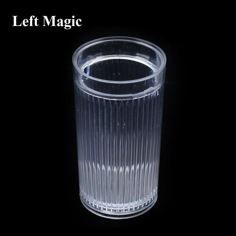 1pcs Milk Disappear Small Milk Cup Magic Tricks Illusion Party Magie Props Children Magic Toy  83019