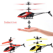 Летающий мини rc infraed индукции вертолет мигающий свет toys for kids dropshipping бесплатная доставка m27