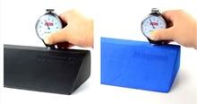 Yoga Wedge EVA Massage Foam Roller Pilates Fitness Equipment Balance Pad Blocks With Floating Point 50*13*5cm