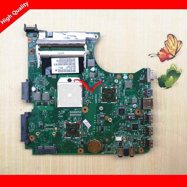 538391-001 placa madre del ordenador portátil apto para hp compaq 515 615 cq515 cq615 notebook pc