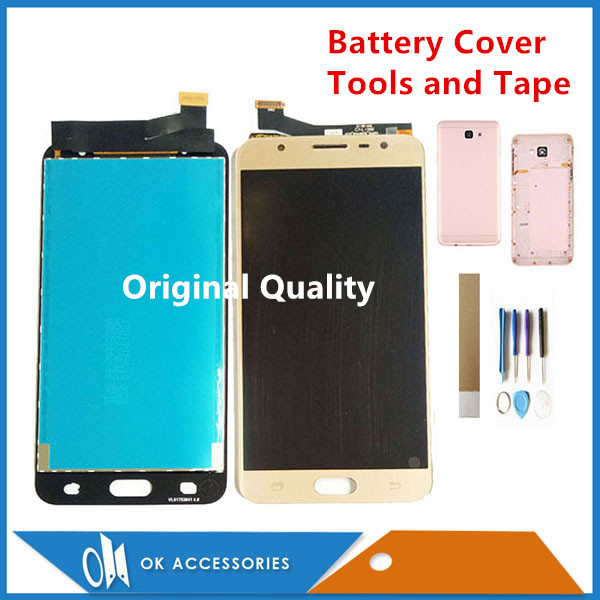 Original Quality For Samsung Galaxy J7 Prime G610F G610K G610L G610S LCD Display With Touch Sensor Glass Digitizer With KitsOriginal Quality For Samsung Galaxy J7 Prime G610F G610K G610L G610S LCD Display With Touch Sensor Glass Digitizer With Kits