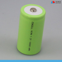 In The Core 10000mAh 1 2V Ni MH Rechargeable Battery 1 D Type Gas Stove Ignition