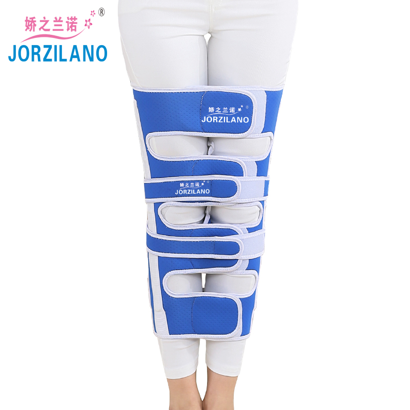 JORZILANO adjustable O / X-type legs treatment beauty legs elastic band leg belt correction system long leg charming belt