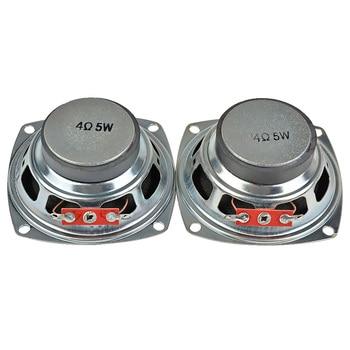 3Inch 77mm Full Range Speakers 4Ohm 5W 6