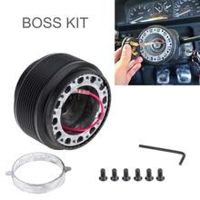 Aluminum Car Steering Wheel Boss Kit Racing Hub Adapter for TOYOTA Automobile Car Vehicle 16210 58030 t 115f automobile car truck fan clutch for toyota dyna b 3b 11b 14b 15b