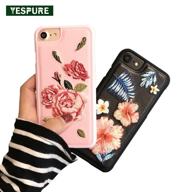 YESPURE Luxusní dámská pouzdra PU kožená pouzdra pro mobilní telefony pro iPhone 7plus Příslušenství pro mobilní telefony Antigravity Handphone Protect