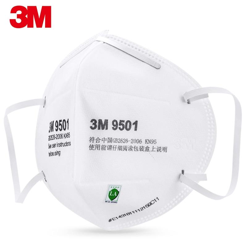 3m 9501 maschera