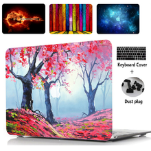 POSEIT For MacBook Air 11 12 13 Pro 13 15 2016 Frosted Matte Hard Case Cover +Keyboard for MacBook Pro 13.3 15.4'' with Retina new us top case with keyboard for macbook pro retina 13 a1502 topcase keyboard 2015 2016 years