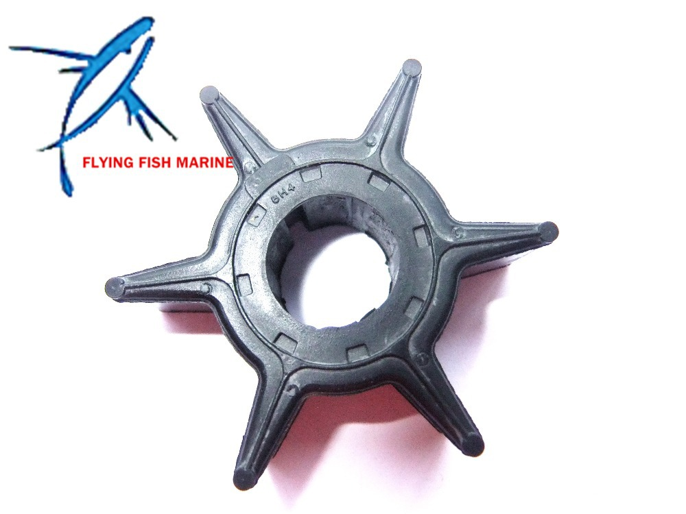 6H4-44352-01 6H4-44352-02-00 Impeller for Yamaha 20HP 25HP 30HP 40HP 50HP Outboard Motor Water Pump ,Aftermarket