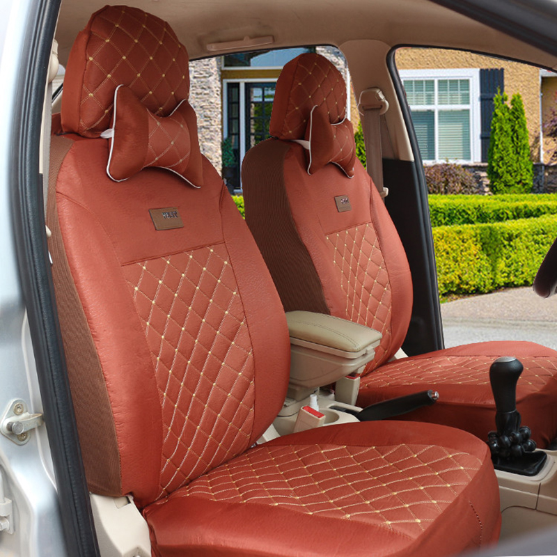 high quality car seat covers complete 5 seat for geely emgrand ec7 ec8 black red beige gray. Black Bedroom Furniture Sets. Home Design Ideas