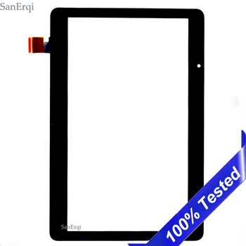 Original For Asus T300FA 5680Q FPC-1e Touch Screen LCD Display  Front Glass Lens 12.5'' SanErqi