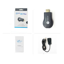HFLY anycast M2 plus tv stick android wifi adaptateur hdmi dongle support DLNA Airplay dlna mirascreen 1080P(China)