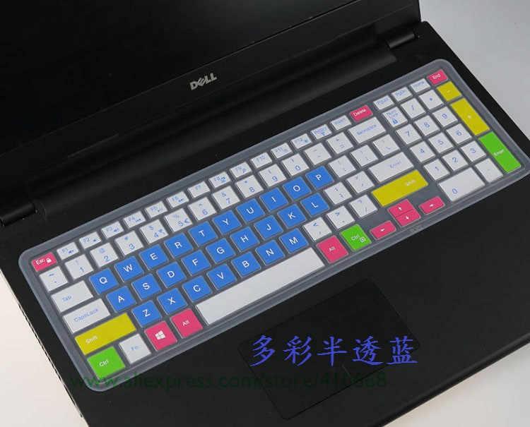 15,6, 17,3 pulgadas, funda para teclado de portátil para Dell Inspiron 15 5000 series 5570 7559 3552 5555 7567 7577 5570 5770 5755 5759