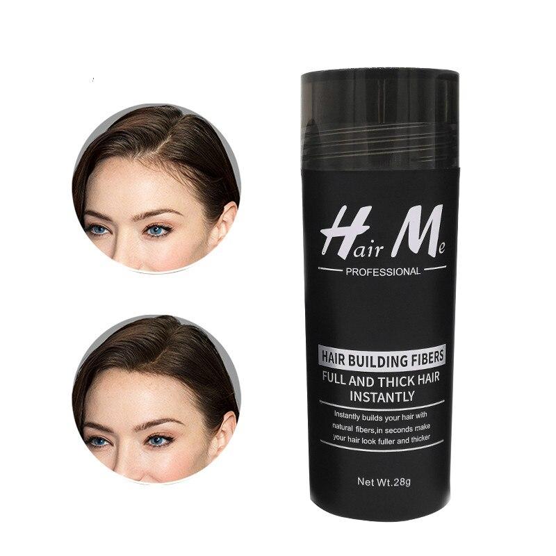 New 8 colors 28g Salon hair fiber Beauty Makeup Hair Fiber Keratin Hair Building