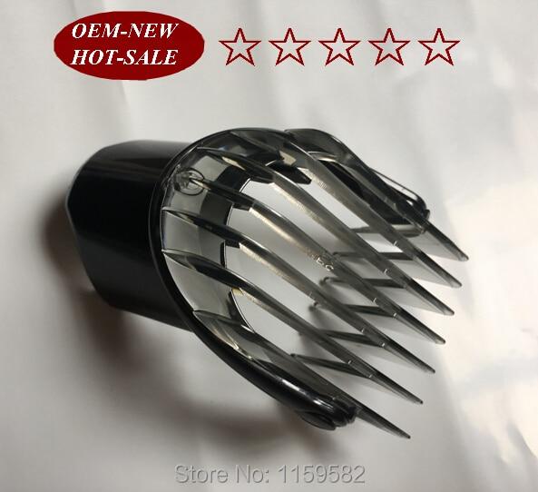 1 PCS lâmina de barbear substituir cabeça Pequena 3-21 MM máquina de Cortar Cabelo Pente para philips aparador QC5010 QC5050 QC5053 QC5070 QC5090