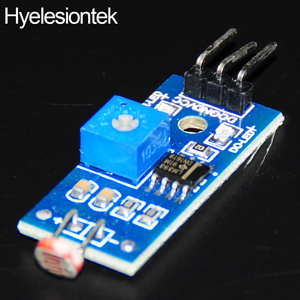Light Sensor For Arduino Optical Sensors Module Switch Detector The Electronics Photoresistor Board Electronic Diy Circuits In From
