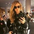 2017 new fashion homens mulheres praça big quadro óculos de sol femininos superdimensionada óculos de sol retro oculos de sol das mulheres óculos vintage