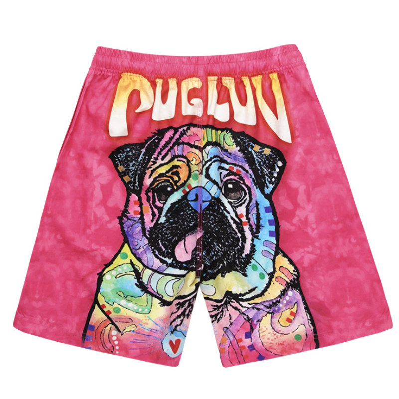 Summer mens bikini   board     shorts   swimwear swimsuits quick dry beach swim   shorts   sports running joggers fitness pattern