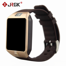 JRGK Wearable Devices Smart Watch Electronics Wristwatch For Xiaomi Samsung Phone Android Smartphone Health Smartwatches DZ09