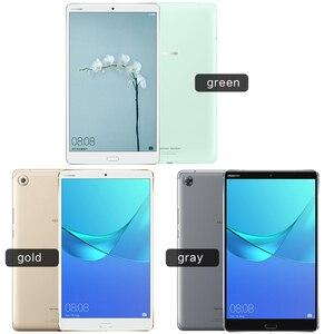 Image 2 - Global Firmware Huawei Mediapad M5 8.4 inch 4GB 64GB Tablet PC Kirin 960 Octa Core Android 8.0 2560x1600 Fingerprint