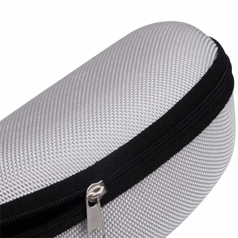 Funda de gafas de sol a prueba de agua funda de gafas de piel de serpiente de marca de lujo de cuero suave caja de gafas Accesorios
