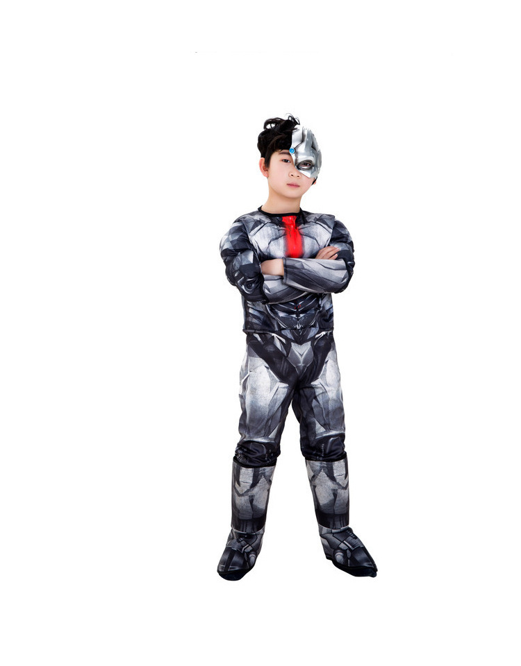 Boys The Flash Deluxe Justice League Halloween Costume