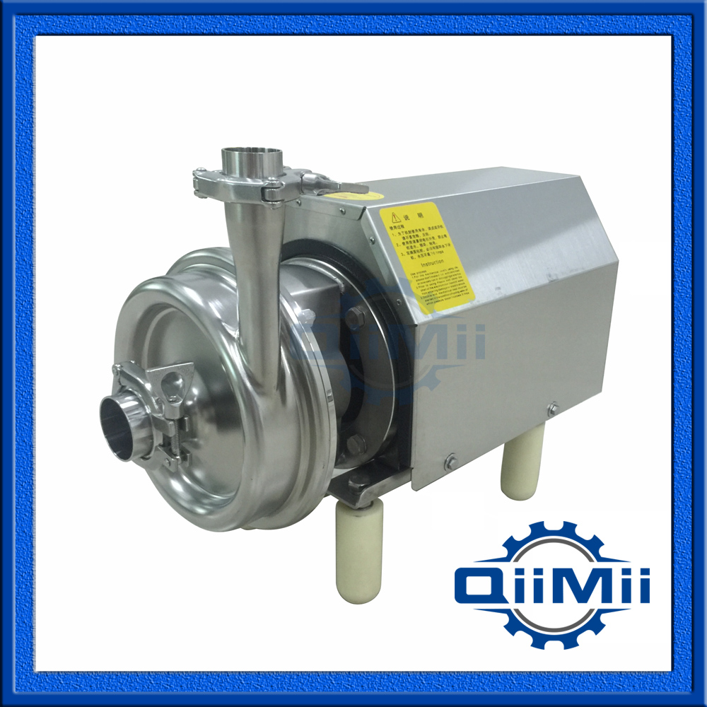Stainless 304 Food grade Centrifugal Pump 13 Gallons/m 20M head for beer beverage milk office kit plp10330