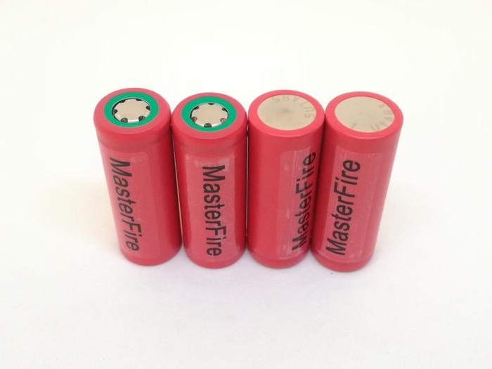 Nouveau MasterFire En Gros 100% D'origine Pour Sanyo 3.7 V 18500 UR18500F 1700 mAh Li-ion Batterie Rechargeable Batteries Cellulaire