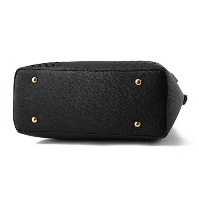 Top Handle Tassel Tote Bag 3