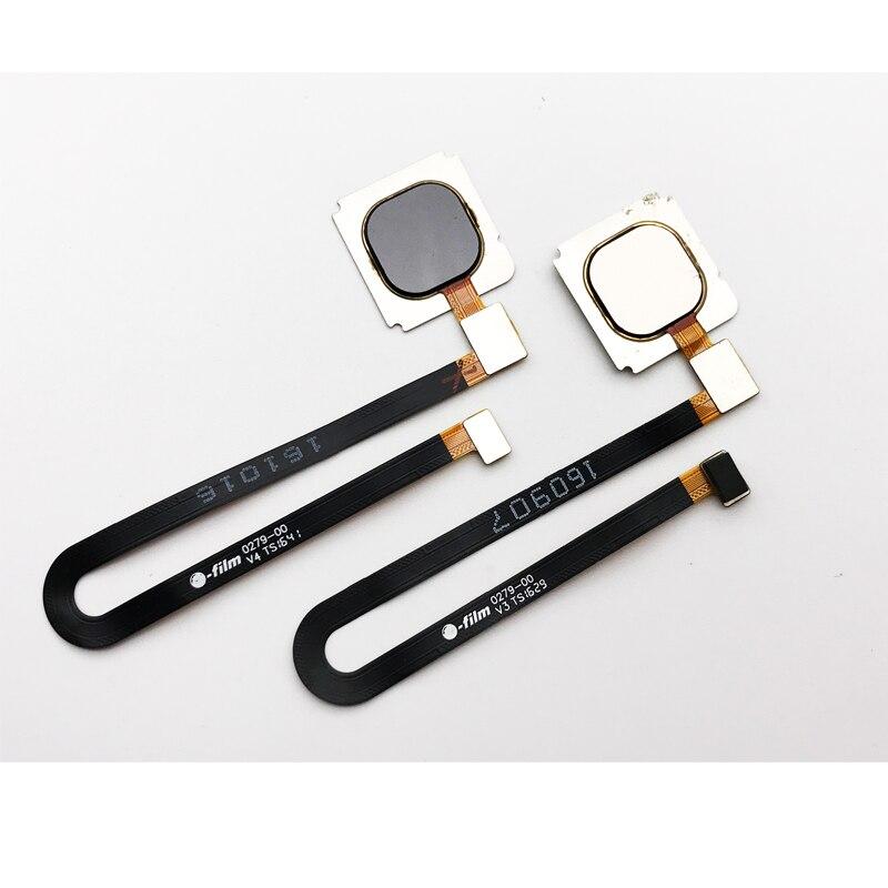 Scanner d'empreintes digitales Capteur Tactile Pour Xiaomi Mi 5S Mi5s Plus La Maison Bouton Retour Assemblée Flex Câble