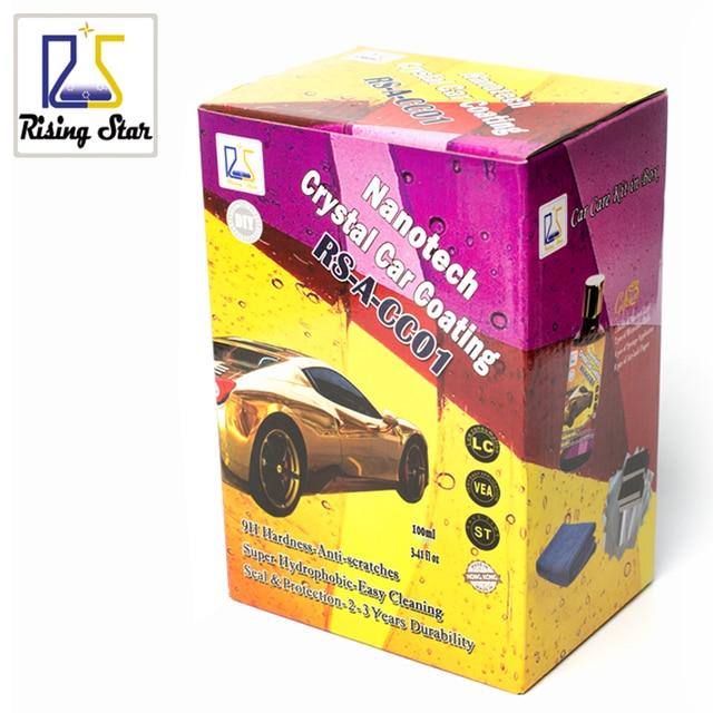 Perfect Rising Star RS A CC01 Liquid Glass Nano Ceramic Car Care Coating  Hydrophobic Pro