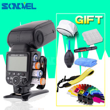 Meike MK-910 i-Speedlite Flash TTL 1/8000 s para Nikon SB-900 D800 D3000 D3200 D5300 D7100 D4S DSLR mk910 Meike MK 910