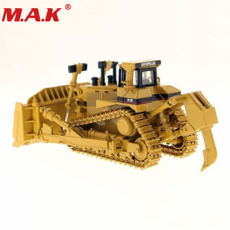 diecast truck DM 1:50 scale crawler bulldozer model monster truck simulation of engineering vehicle kids toys collection gift