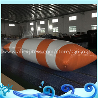 Good quality inflatable water blob jump summer sea lake inflatable blob for water games adult play