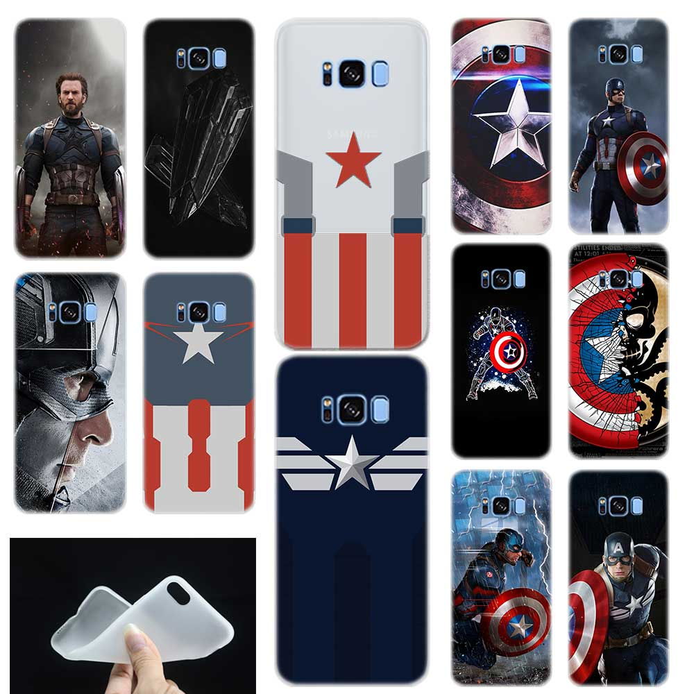 new product d26c4 8ddf2 top 8 most popular samsung galaxy s6 case captain america brands and ...