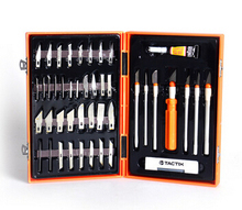 free shipping, 51 in 1 Woodpecker Dry hand Wood Carving Tools Chip Detail Chisel set Knives tool