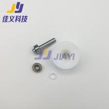 Brand New!!!Mutoh Motor Timing Belt Pulley for Mutoh RJ900C Solvent Printer 100% Original