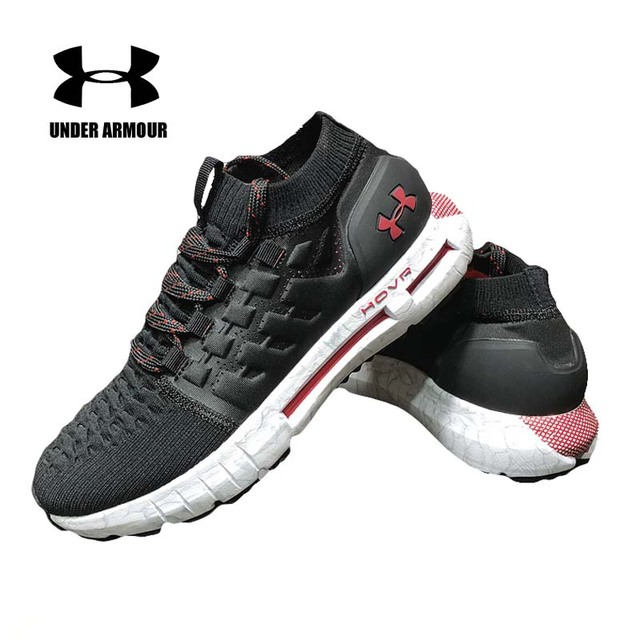 detailed look a3eb6 d882c Under Armour Running Shoes Men UA HOVR Phantom Sneakers Man ...