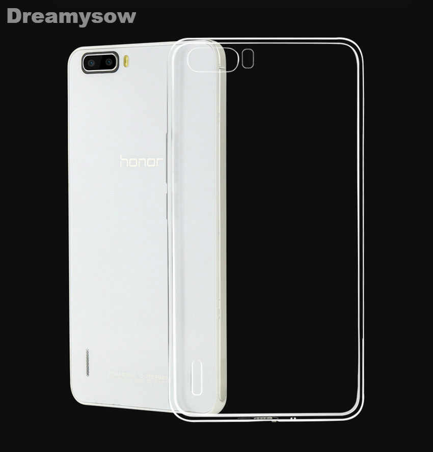 Soft TPU  Silicone Skin coque for Huawei P10 P9 P8 Lite 2017 Honor 8 7 6 5X 5C 4C Nova 2 Plus Mate 9 Pro Premium Clear Case