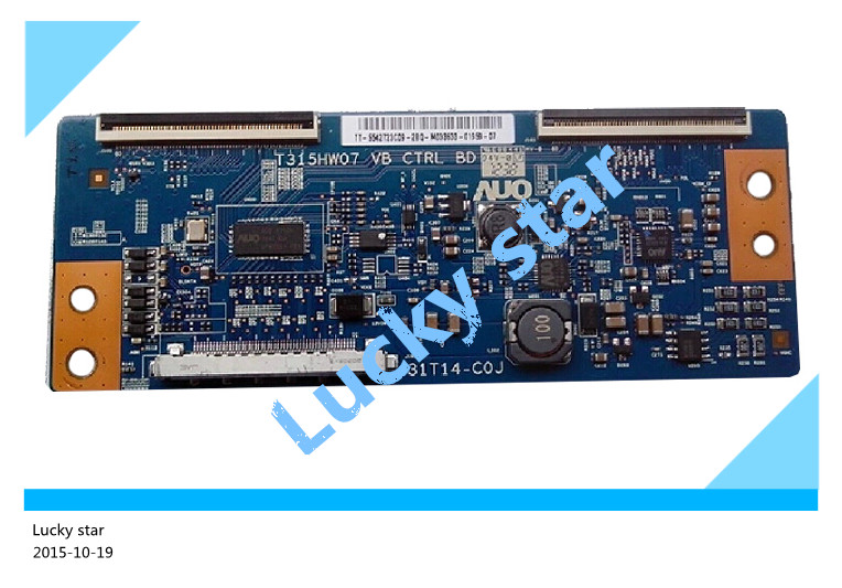 good working High-quality for original 98% new for T315HW07 VB CTRL BD 31T14-COJ 31T14-C0J logic board 2pcs/lot 100% new original for logic board t315hw07 vb ctrl bd 31t14 c0j coj good working