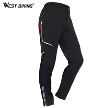 WEST BIKING 2017 Cycling Pants Spring Summer Outdoor Sports Pants Multifunction Bike Pants Quick Drying Reflective Bicycle Pants