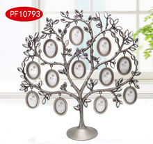 цена на Gift photo frame wishing tree shape photo frame home metal wedding gifts birthday gift