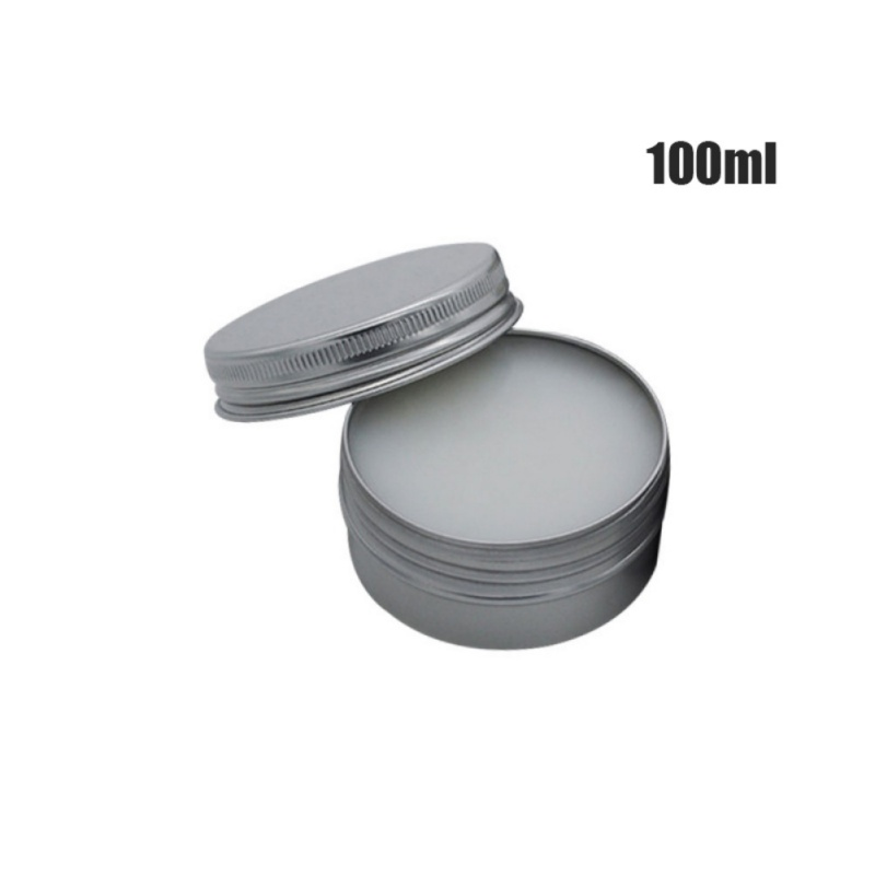 100ml Oyster Cream Yellow Wolf Cream Leather Goods Leather Shoes Care Cream Shoe Polish