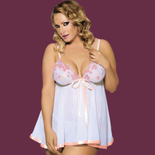 Exotic Plus Size Women's Lingerie