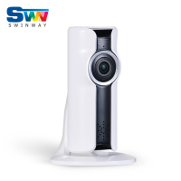 ANRAN Mini Half Panorama 180 Degree VR IP Camera Wifi 960P HD Smart Network Surveillance Security